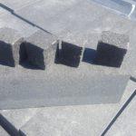 Žulová kostka 4/6, černá, štípaná, švédský granit