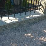 Krycí desky plotu z ruly