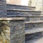 Krycí desky schodiště + nášlapy schodů z ruly
