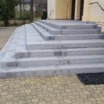 Žulové schody - granti