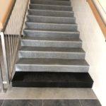 Žulové schodiště, ZŠ Brušperk
